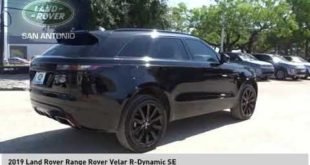 2019 Land Rover Range Rover Velar 223AA20
