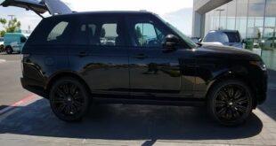 2020 Land Rover Range Rover Las Vegas, Henderson, North Las Vegas, Nevada, San Bernardino County L20
