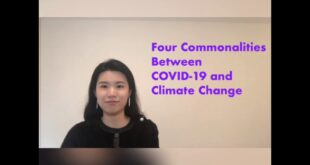 4 Commonalities between COVID-19 and Climate Change
