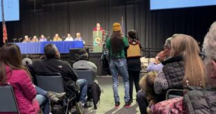 """AFN 2019 - Indigenous Youth """"Declaration of Climate Change Emergency"""""""