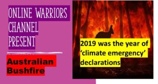 """#Australian Bushfire EASY WAY TO UNDERSTAND """"CLIMATE EMERGENCY"""" WITH MCQ"""
