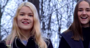 Avonia Music Institute from Finland sing the RESOLUTION SONG