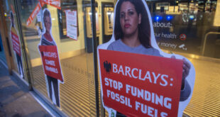 Barclays climate resolution is all targets and no substance