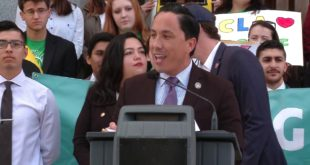 CA Legislators Heed Student Leaders' Call to Declare a Climate Emergency