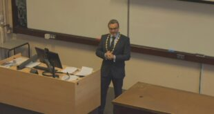 CIWEM presidential speech, David McHugh - How to tackle the climate emergency