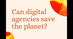 Can Digital Agencies Save The Planet? #LeedsDigi2020