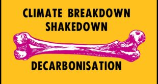 Climate Breakdown Shakedown - Decarbonisation
