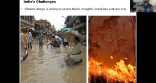 Climate Change & Disaster Mgmt | Tiger conservation- a recipe to fight climate change | #charcha2020