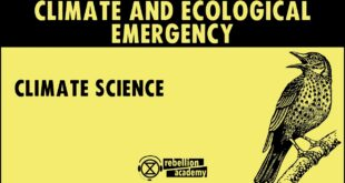 Climate and Ecological Emergency - Climate Science
