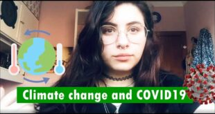Climate change and the relation to COVID-19