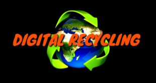 DIGITAL RECYCLING - Emissions from your Email junk