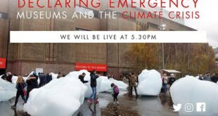 Declaring Emergency: Museums and the Climate Crisis