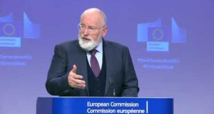 EU pledges to stay away from fossil-fueled project in Covid-19 recovery strategy - Frans Timmermans