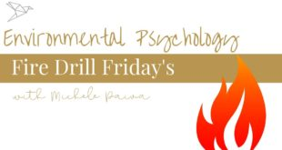 FIRE DRILL FRIDAY (1) Psychology + Climate Change