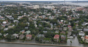 Fortress Charleston: Will Walling Off the City Hold Back the Waters?