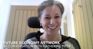 Future Economy Network in conversation with Katherine Piper