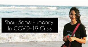 In Lockdown Show Some Humanity | Green Pencil Foundation | Lockdown In India | Purva Kirloskar