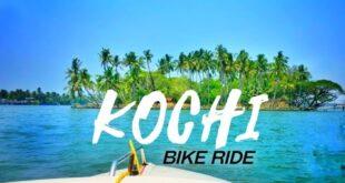 KERALA BIKE RIDE | TN TRIPPERS | PIT STOP 2 | KOCHI | GoPro | South Kerala Road Trip