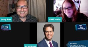 LIVE Q&A - Quiz Ed Miliband, former labour leader, now shadow business & energy secretary.