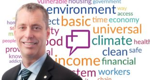 MP Paul Manly - Online Town Hall Meeting - 04/25/20