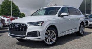 New 2020 Audi Q7 Raleigh Chapel Hill, NC #D007634