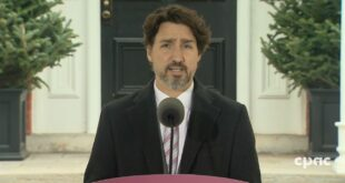 PM Trudeau on wage subsidy extension, April unemployment numbers – May 8, 2020