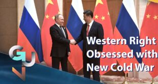 Prof. Anatol Lieven: Right-Wing Obsessed with New Cold War Against Russia and China!