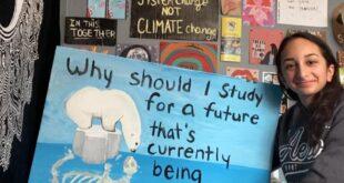 Respect existence or expect resistance   #climate #climateactivist #digitalclima...
