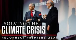 SOLVING THE CLIMATE CHANGE CRISIS: What Are The Ways That We Can Stop Global Warming | Reconnect