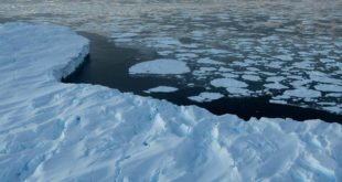 Satellites reveal clearest picture of ice-melting in Antarctica