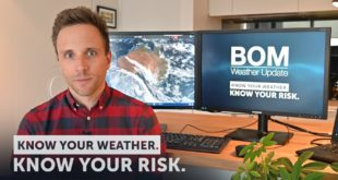 Severe Weather Update: widespread cold outbreak across southern Australia 28 April 2020