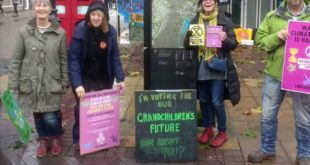 Taboo Podcast Episode One - Rosemary Robinson, Extinction Rebellion Lincolnshire