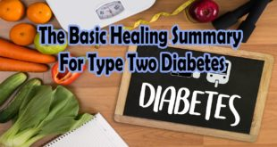 The Basic Healing Summary For Type Two Diabetes