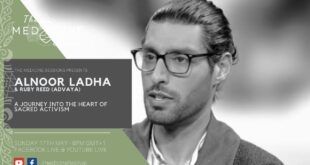 The Medicine Sessions #6: Alnoor Ladha & Advaya  - A journey into the heart of Sacred Activism