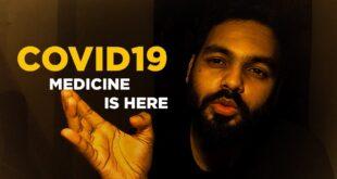 The first COVID-19 medicine