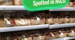 This is so awesome! Great to see big supermarket chains taking this environmenta...