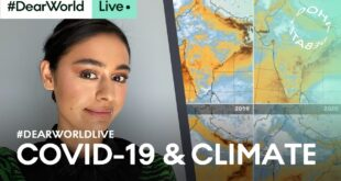 Wake-up Call: The Climate Crisis and Coronavirus   Dear World LIVE