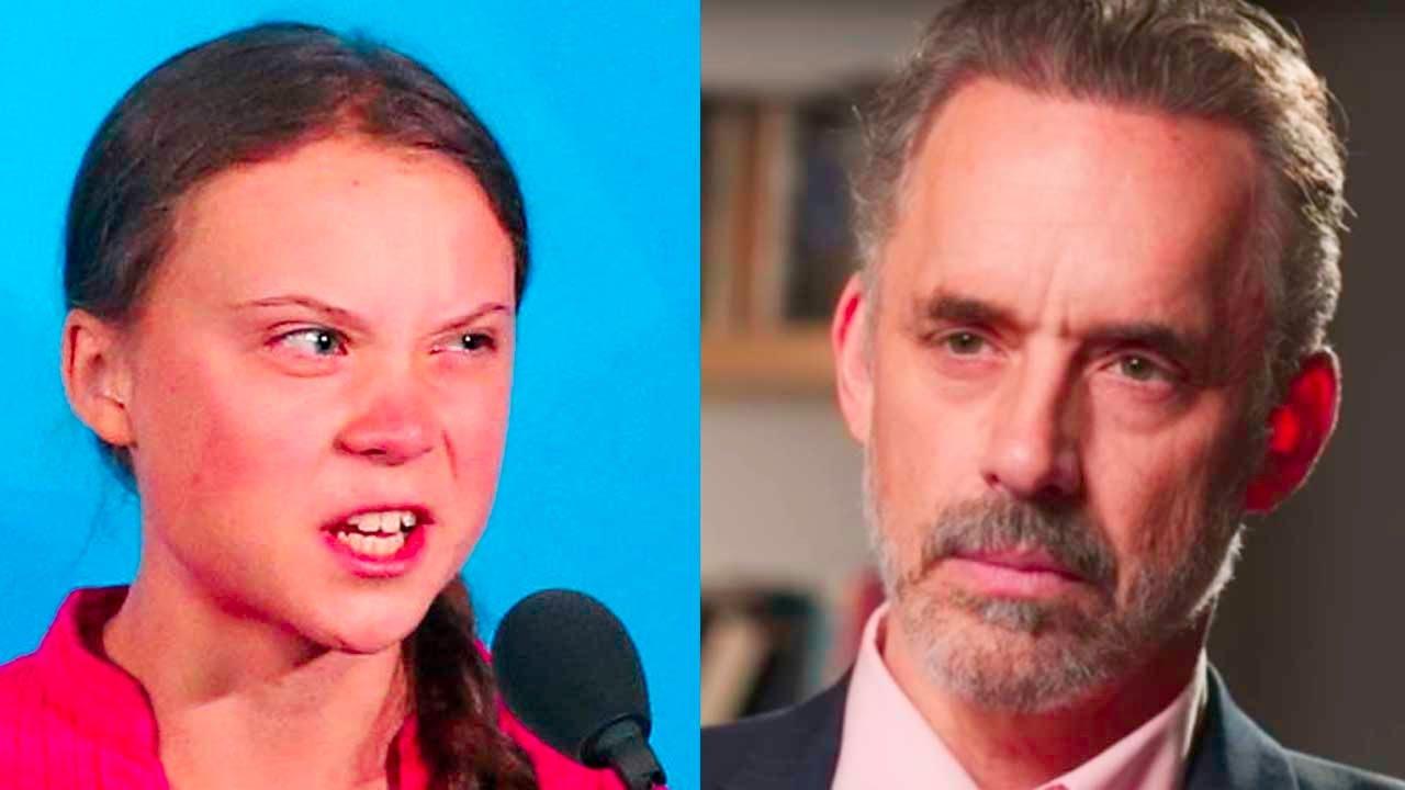Greta Thunberg Vs Jordan Peterson On Climate Change