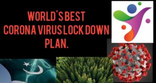 World's best Corona virus pandemic lock down plan.How to handle jobless.