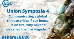 #shareEGU20: US4 Communicating A Global Climate Crisis: why haven't we called the fire brigade…?
