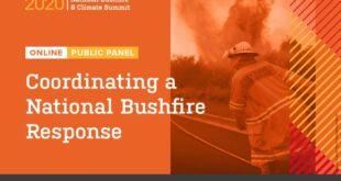 National Bushfire & Climate Summit