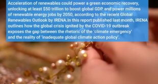 Market to Watch: Ramping up climate ambition and green recovery plans for a 1.5°C future
