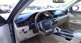 2014 Lexus ES Chicago, Glenview, Palatine, DesPlaines, and Evanston, IL L19017A