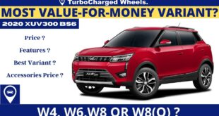 2020 Mahindra XUV300 BS6 Price & Features   Most Value For Money Variant
