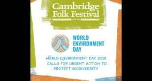 A World Environment Day message from Sam Lee