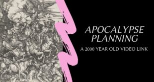 Apocalypse Planning: A 2000 Year Old Video Link