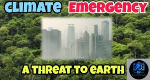 CLIMATE EMERGENCY: A THREAT TO EARTH | #SPREAD_AWARENESS | ft. PSYCHO GANG