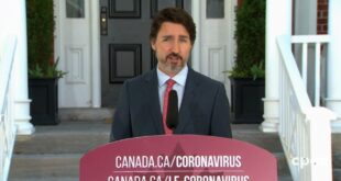 COVID-19: PM Trudeau announces CERB extension, continuation of U.S. border measures – June 16, 2020