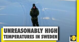 Climate change forces Sami Reindeer herders to adapt | Sweden