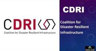 Coalition For Disaster Resilient Infrastructure (CDRI) | Disaster Management | #UPSC #NewsCrux